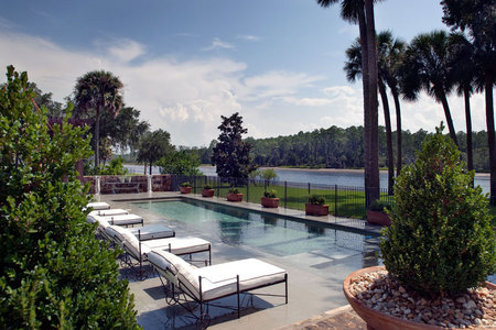 Pool, Ponte Vedra Beach, FL