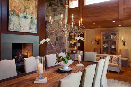 Dining area, Ponte Vedra Beach, FL